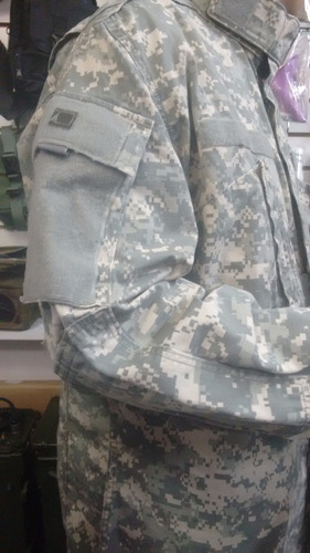 guerrera militar americana acu digital