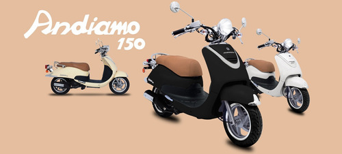 guerrero 150 andiamo scooter