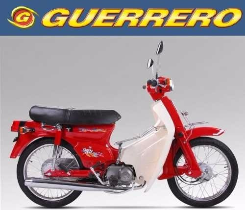 guerrero g90 econo okm lavalle motos