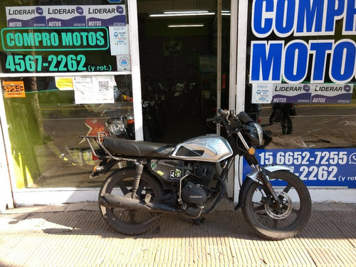 guerrero gc 150 queen - anticipo 12000$ permuto tomo motos