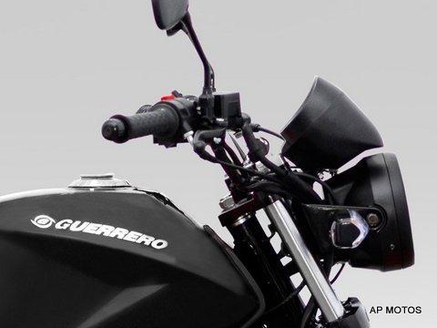 guerrero gc 150 urban 0km 2021 ap motos envío al interior