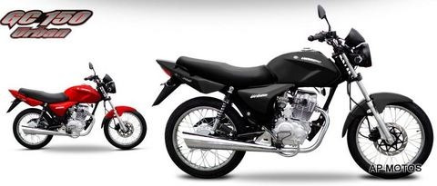 guerrero gc 150 urban calle 2019 0km motos ap oficial