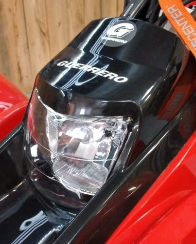 guerrero gft 70 mini cuatri no zanella no cuatriciclo 50cc