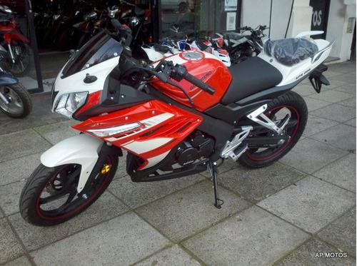 guerrero gpr 200 2018 0km ap motos