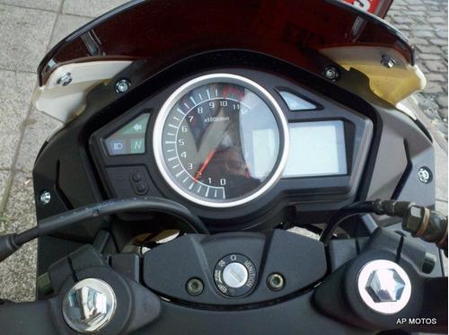 guerrero gpr 200 2018 0km motos ap pistera