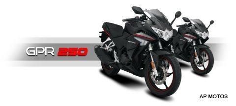 guerrero gpr 250 2018 0km ap motos
