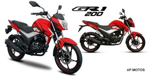 guerrero gr1 200 2018 0km ap motos