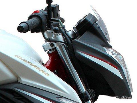 guerrero gr6 300 2020 0km naked ap autoport