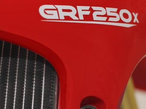 guerrero grf 250 r o km 2017 cross enduro financiación 100%