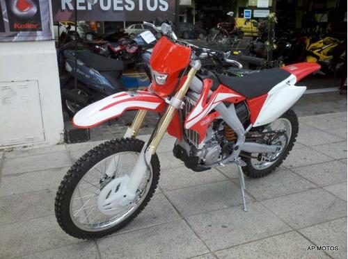 guerrero grf 250 x 0km motos ap
