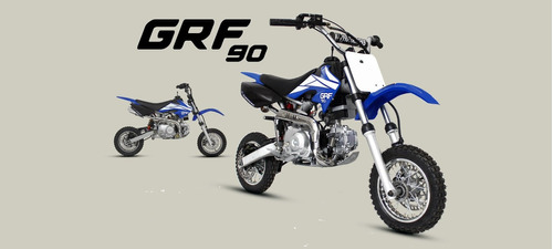 guerrero grf 90 - mini moto enduro - 0km - bonetto motos
