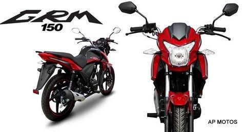 guerrero grm 150 0km 2018 ap motos oficial envío al interior