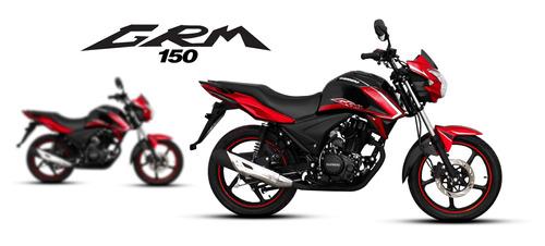 guerrero grm 150 tipo moto  zanella motovega