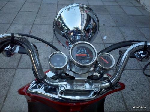 guerrero gsl 150 andiamo custon 0km autoport motos