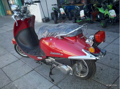 guerrero gsl 150 andiamo custon 0km motos ap