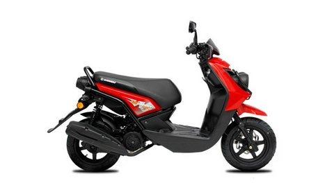 guerrero gsl 150 weapon 0km scooter sym beta kymco ap motos