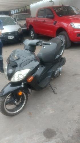 guerrero gsl scooter 150 2012