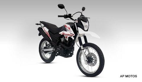 guerrero gxl 150 2018 0km auto port motos