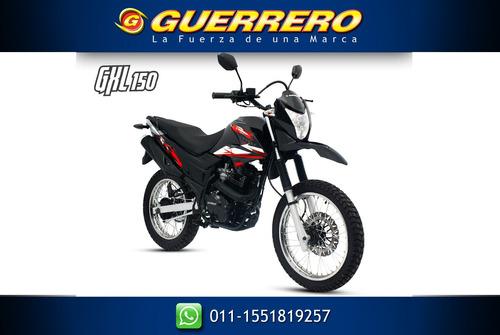 guerrero gxl 150