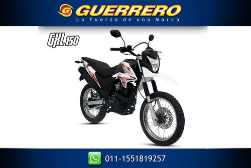 guerrero gxl 150 xr
