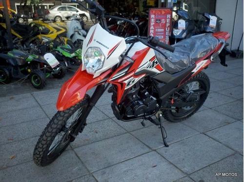 guerrero gxr 200 tundra 0km autoport motos