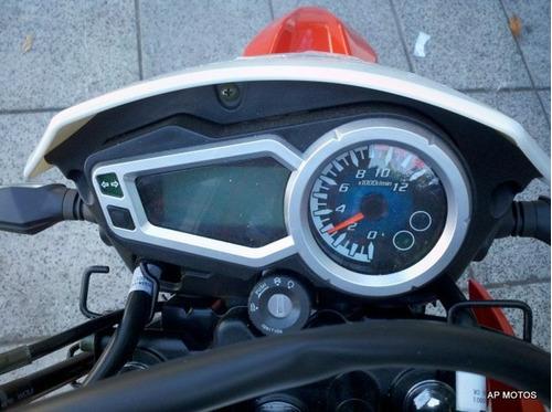 guerrero gxr 200 tundra 0km mondial mensajeria ap motos