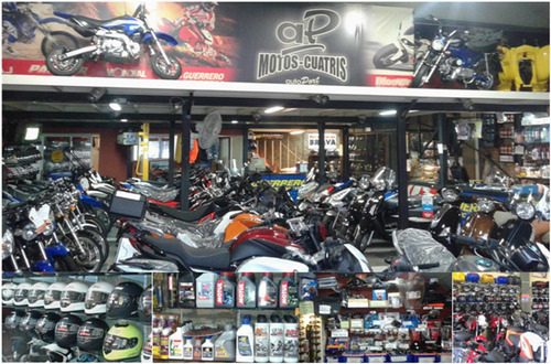 guerrero gxr 200 tundra 2018 0km autoport motos