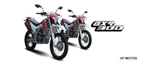guerrero gxr 300 0km ap motos envío al interior