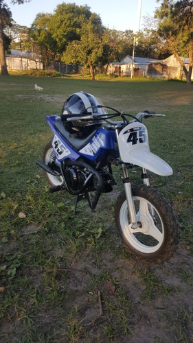guerrero mini moto  guri pw50