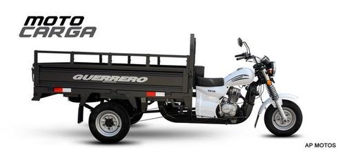 guerrero motocarga 200 0km ap motos