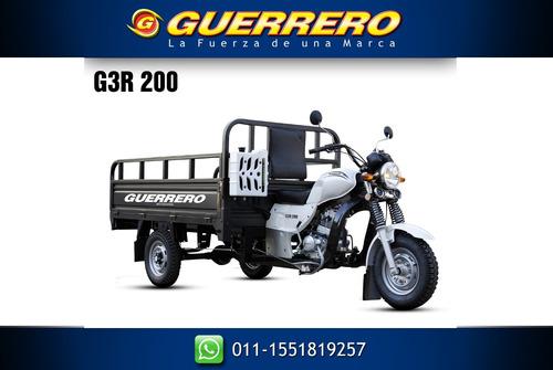 guerrero motocarga 200