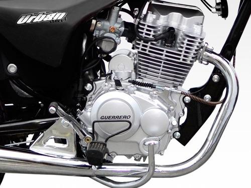 guerrero motos 150 moto 150
