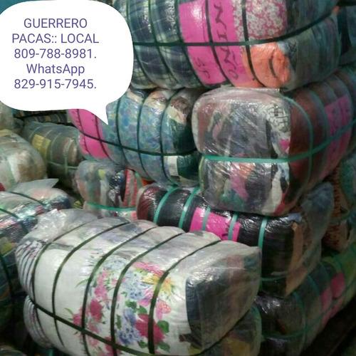 guerrero pacas::: venta de ropa extranjera por pacas