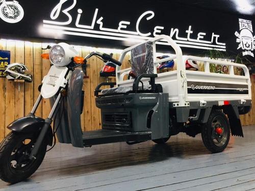 guerrero tricargo 110 - argencargo bikecenter