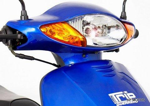 guerrero trip 110 automática 2019 0 km scooter smash blitz