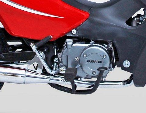 guerrero trip 110 automatica tipo smash blitz 0 km motos ap