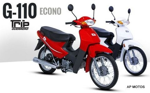 guerrero trip 110 econo 2019 0km zanella pedido ya ap motos