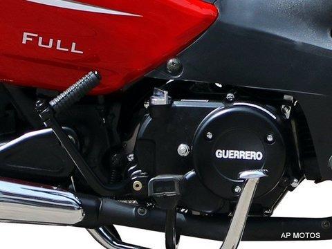 guerrero trip 110 full gris 2020 0km ap motos