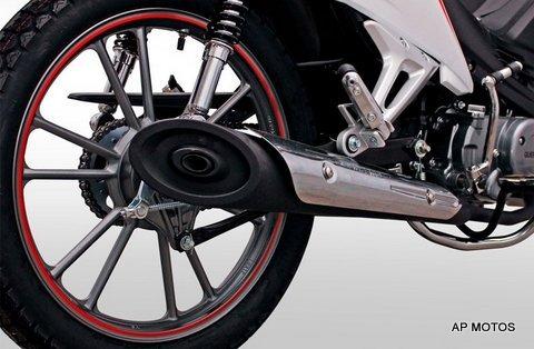 guerrero trip 125 plus 2018 0km ap motos tipo smash energy
