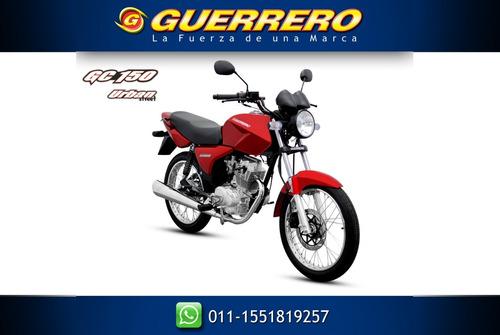 guerrero urban 150