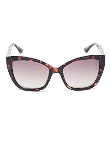 aliexpress selección premium nuevas imágenes de Guess Cadena De Mujer Con Gafas De Sol Cuadradas