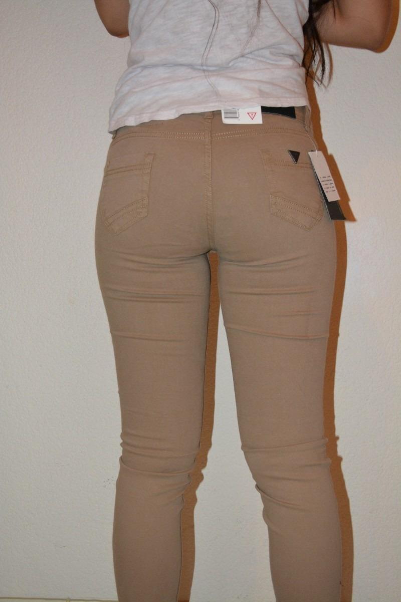 aa150349646de Mujer Pantalones Vaqueros Vaqueros Mujer Guess Guess Pantalones Pantalones  FwqHFY
