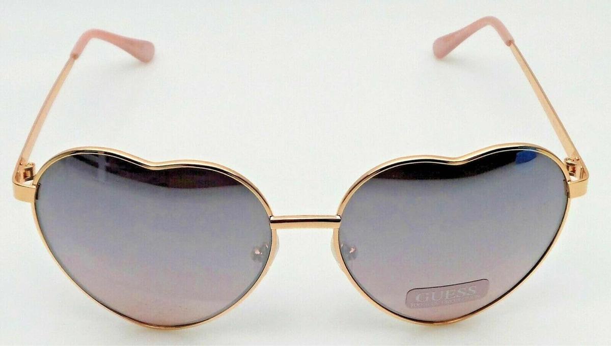 1779309b1 guess óculos de sol feminino coração gf0335 28u original. Carregando zoom.