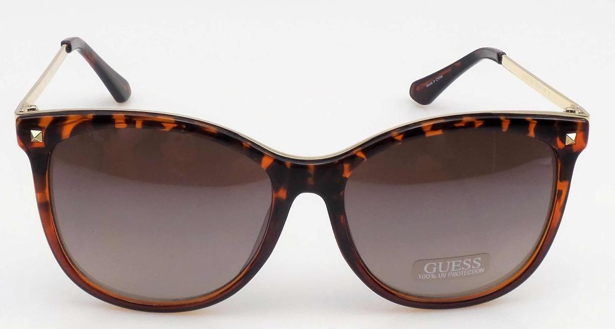 4cfff27b8 Guess Óculos De Sol Feminino Gf0302 52g Novo Original - R$ 219,00 em ...