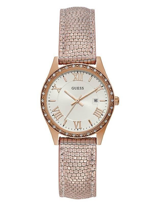 e3e895f9090f Guess Petite Rose Gold U1118l1 Reloj Mujer 32mm -   200.000 en Mercado Libre