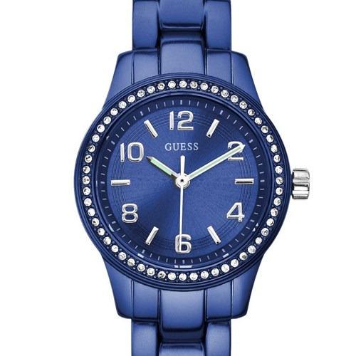 Guess Reloj Color Azul - S  440 f1b1fe1b4b99