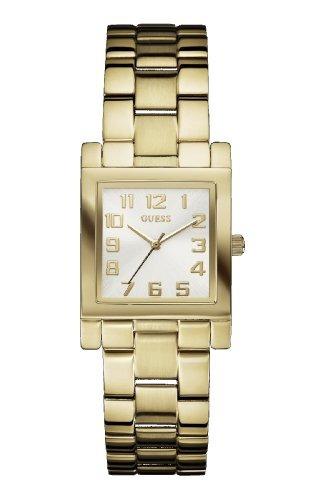 guess reloj w0131l2 acero inoxidable brazalete de acero caso