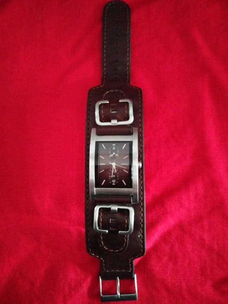 ab1367e00cca Guess Saddle Up Multi 85553g1 - Reloj Analógico De Caballero ...