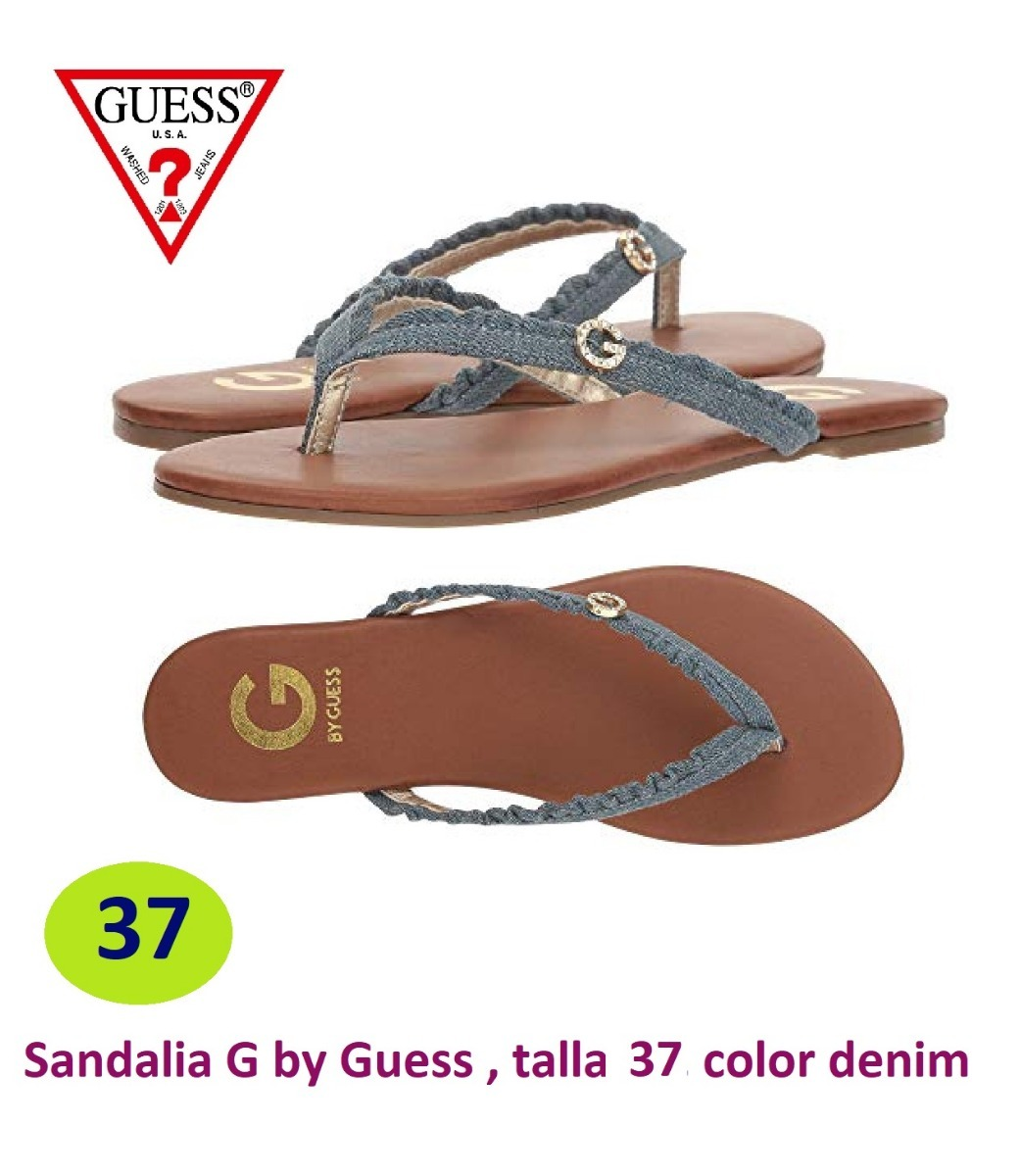 9a874540278 guess sandalias originales oferta talla 37 variedad. Cargando zoom.