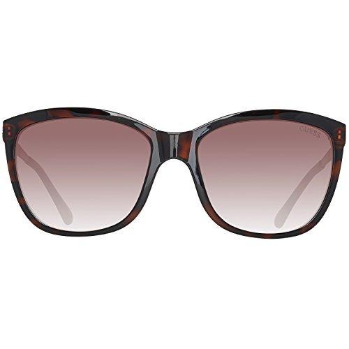 7a5565464c2 ... 58 · guess womens acetate soft cateye square sunglasses